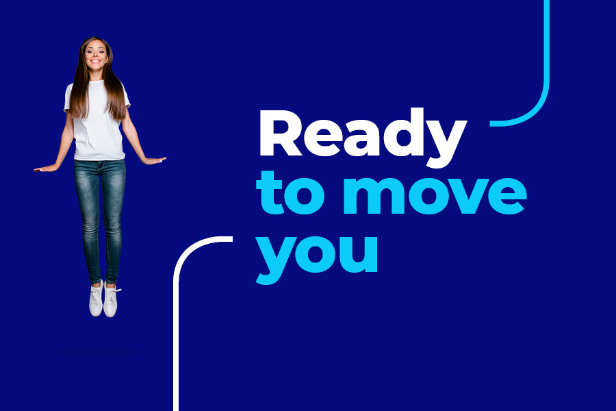 Our services get you moving